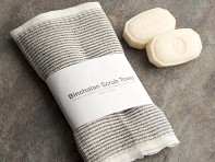 Morihata International: Binchotan Scrub Towel