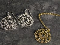 Radka Design: Open Pattern Jewelry