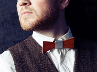 Wood Thumb: Wood Bowtie