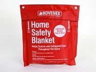 "Kovenex: Home Safety Fire Blanket - 35"" x 32"""