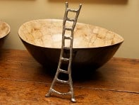 """Tamara Hensick Designs: Ladder - """"It is well worth the climb to see the view from here"""""""