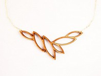 Folia Design SF: Leaves Necklace