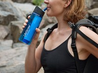 LifeStraw: Go-Anywhere Water Bottle