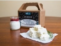 Feta, Greek Yogurt & Yogurt DIY Cheese Kit  8 batches