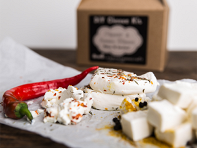 Urban Cheesecraft: Paneer & Queso Blanco 10 batches