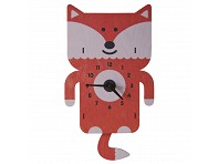 Modern Moose: Fox Pendulum Clock