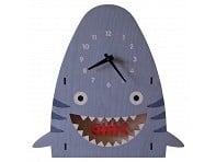 Modern Moose: Shark Pendulum Clock