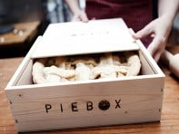 PieBox: Reusable Pie Box