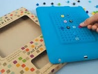 Shains: Recycled Ipad Case - 60 Element Kit
