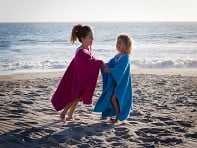 ShowNo Towel: Kids' Towel & Coverup