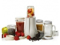 Tribest: Mason Jar Personal Blender Set