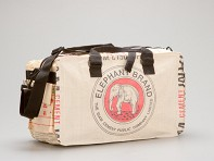 Torrain: Water-Resistant Recycled Duffle - Small