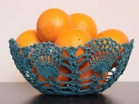 On The Hook: Crochet Lace Bowl