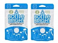 Bottle Bright: Effervescent Cleaning Tablets