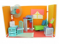Roominate: DIY Wired Dollhouse - Building Set