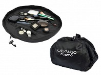 Lay-n-Go Cosmo: Black Makeup Case