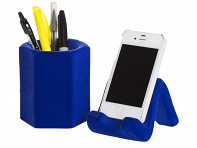Rubbabu: Phone & Pen Set - Blue