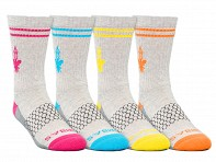 Bombas: Four Pack - Crew Socks
