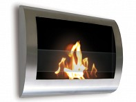 Anywhere Fireplace: Chelsea Wall Mount Indoor Fireplace