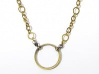 La LOOP: Antique Chain Eye Glass Holder