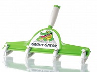 Grout Gator: Tile Cleaning Brush