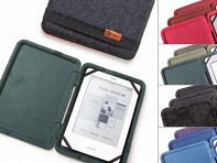 ReFleece: E-Reader Case