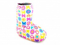 My Recovers: Kids Spandex Walking Boot Cover