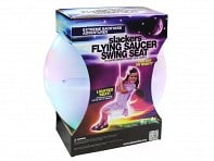 Slackers: Zipline Night Riderz LED Flying Saucer Seat