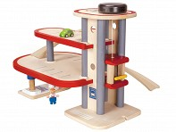 PlanToys: Garage Set