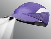 PowerCap: Women's Runner's Cap