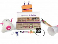 littleBits: Deluxe Electronics Kit