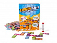 Randomonium: A Game of Random Thinking