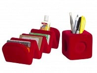 Rubbabu: Funky Desk Set
