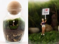 Twig: Ready-made Terrarium - Gentle Reminder