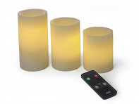 Candle Impressions: Flameless Remote Control Set
