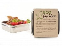 ECOlunchbox: Solo Cube Lunch Tin