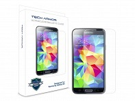 Tech Armor: Samsung Galaxy S5 Ballistic Glass Screen Protector 1-Pack