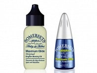Somersets: Travel Combo Set - Choose any 15 ml and 35 ml Men's Shave Oils