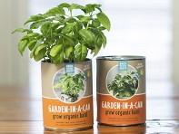 Back to the Roots: Garden-In-A-Can 4 pack