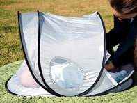 EquiptBaby: Collapsible Bassinet