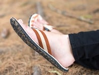 Bear Foot Sandals: Women's Tire Tread Style Flip-Flops