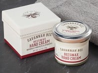Savannah Bee: Beeswax Hand Cream Jar