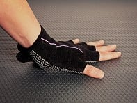 Wrist Assured Gloves: Pro Fitness Gloves