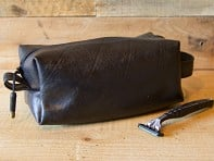 Alchemy Goods: Elliot Toiletry Bag - Black
