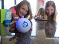 Sphero 2.0: App-Controlled Robot Ball