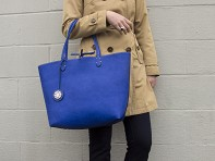 Sydney Love: Reversible Tote