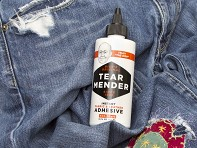 Tear Mender: 6 oz. bottle + 1 oz. travel bottle