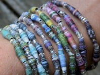 Toysmith: Invention Kits - Recycled Paper Beads