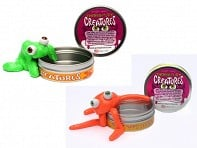 Crazy Aaron's: Set of 2 Putty Creatures