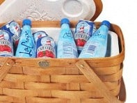 Peterboro Basket Company: Ice Master Cooler Basket
